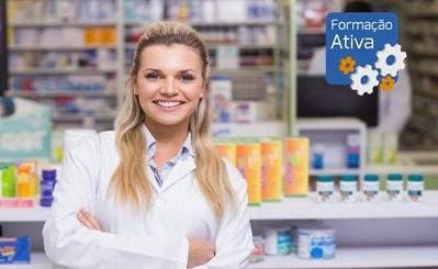 Técnico de Marketing Farmacêutico – Curso Formação Ativa