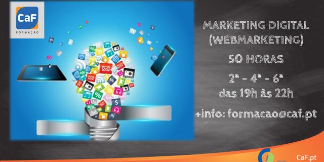 Marketing Digital Formação Profissional