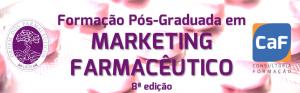 Formação Pós-Graduada de marketing Farmacêutico
