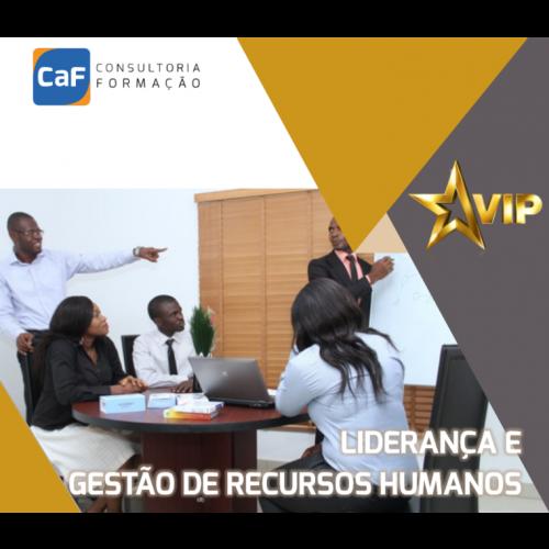 Curso VIP Liderança e Gestão de Recursos Humanos